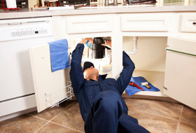garbage disposal repair service