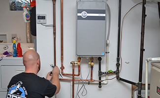Tankless Water Heaters Service And Repair In Houston Call